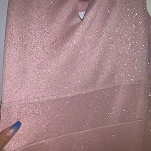 Dresses & Skirts - Pink prom dress